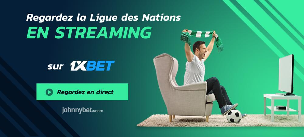 Ligue des Nations Live Streaming