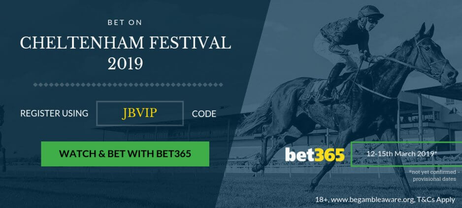 2019 Cheltenham Festival Betting Odds