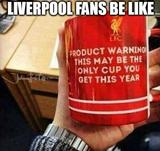 Liverpool fans be like memes