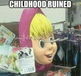 Childhood ruined memes