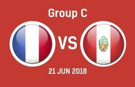 France vs peru predictions