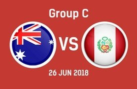 Australia vs peru predictions