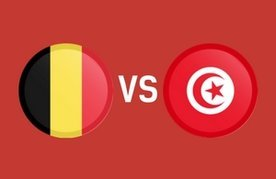 Belgica vs tunisia