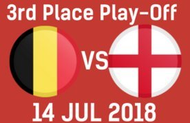 Belgium vs england predictions