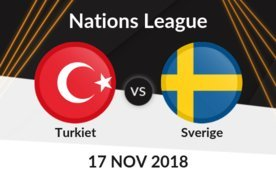 Live sverige turkiet i nations league