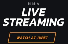 Mma live streaming for free