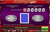 Sizzling Hot - gamble