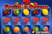 Fruits n sevens online