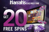 Harrah's Casino no deposit bonus