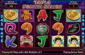 Triple Fortune Dragon slot online