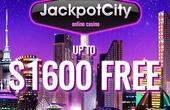 Jackpot City Casino bonus code 2017
