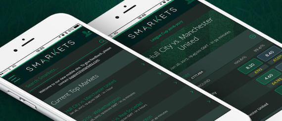 Smarkets mobile betting