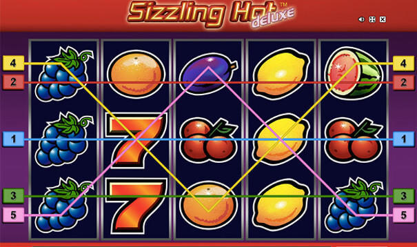 sizzling hot 77777 play games free