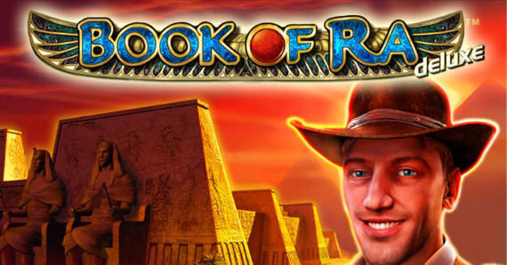 Book of Ra – 200 free spins + up to £1200