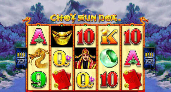 List Of Slot Machines