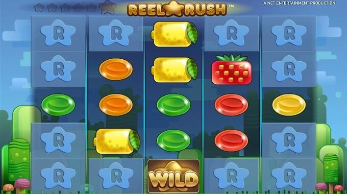 Reel Rush Slot Free