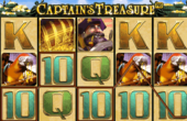 Zagraj w automat Captain's Treasure