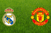 Odds Real Madrid vs Manchester United 2017