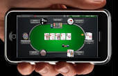 mobile, tablette, poker room