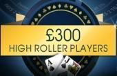 Register at William Hill casino and get up to £300 bonus