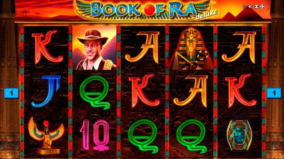 book of ra download slot machine game