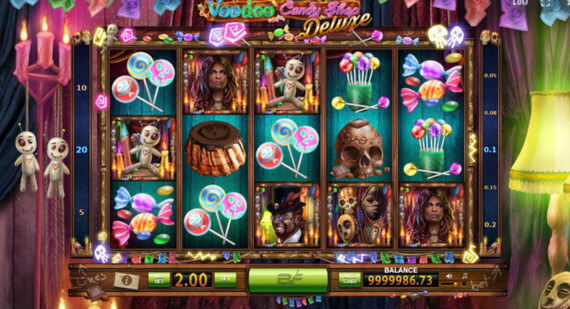 Play Voodoo Candy Shop for real money