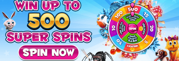 Lucky Touch Bingo Free Spins