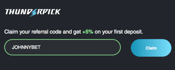 Thunderpick referrer code