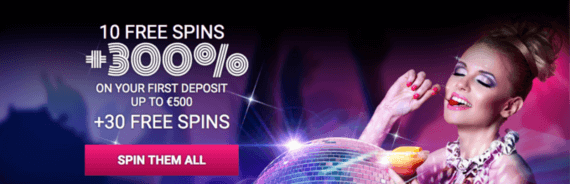 CasinoDisco registration promo code
