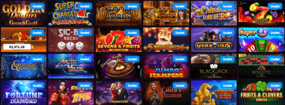 wildblaster casino slot pelit