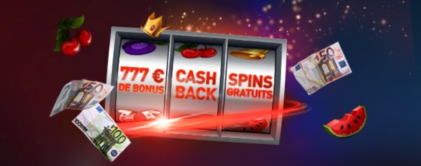 Promotions sur Casino777