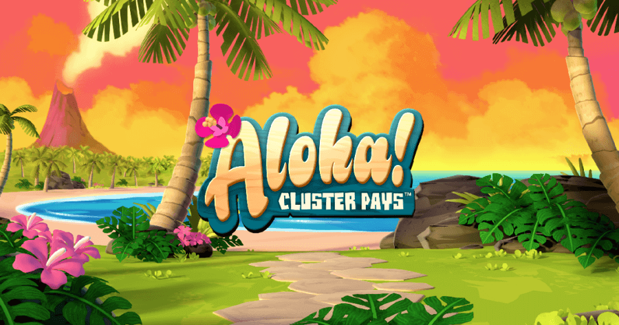 Arctic Spins Casino Slot Machine Game Aloha Cluster Pays