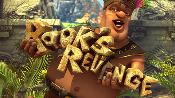 Rook's Revenge slot machine game Happy Hugo Casino