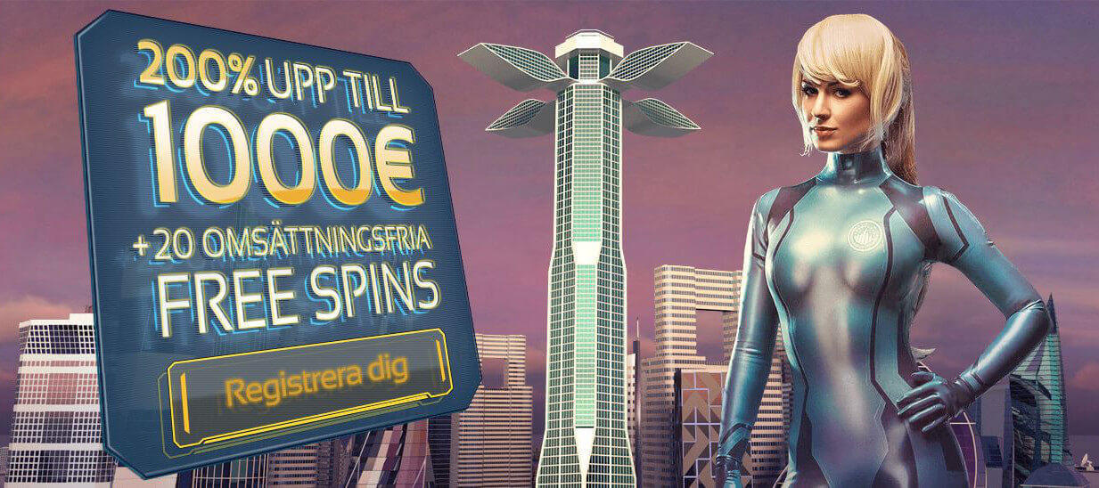 Spintropolis Online Casino Welcome Offer