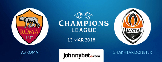 AS Roma vs Shakhtar Donetsk betting tips!