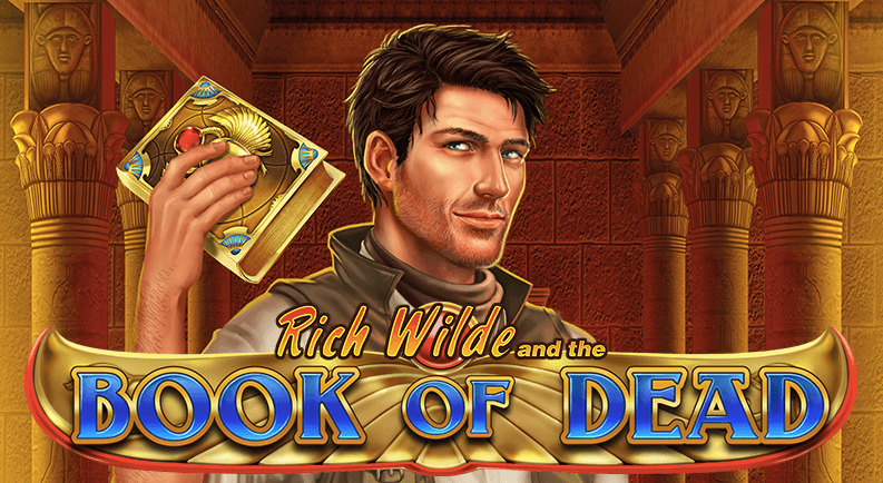 Casino1 Book of Dead
