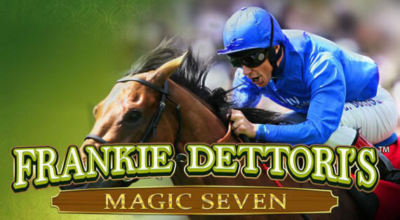 Frankie Dettori's Magic Seven Slot Machine-Play for Free Now