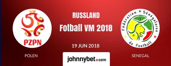 bet365 polen senegal vm odds