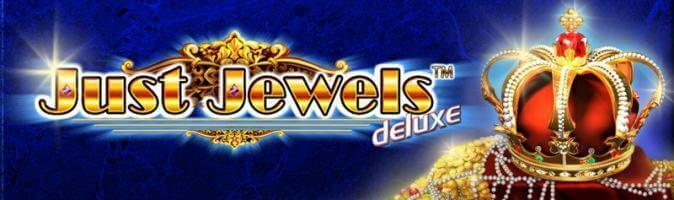 Just Jewels Deluxe Play with Bonus on best online casino