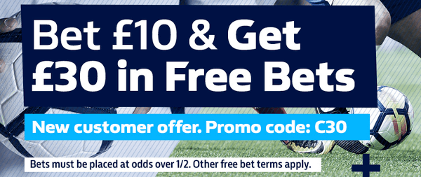william hill sports bonus free bet