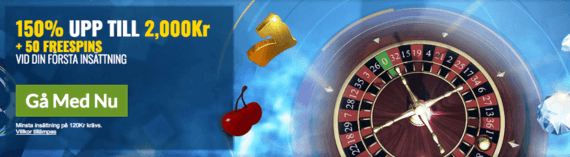 William Hill Casino Club välkomstbonus freespins